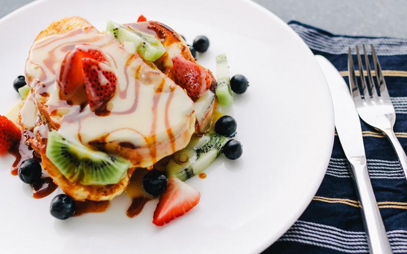 Adicione sobremesas comemorativas no menu do seu delivery