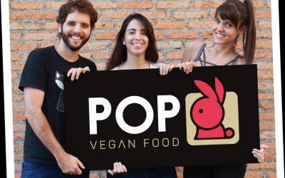 Pop Vegan Food: Como encontraram um meio de continuar sua missão em plena pandemia