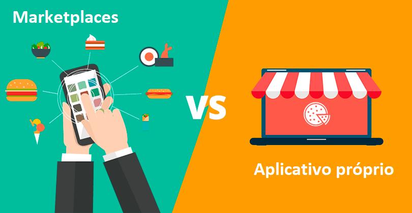 Delivery: Aplicativo próprio ou marketplaces? Qual escolher?