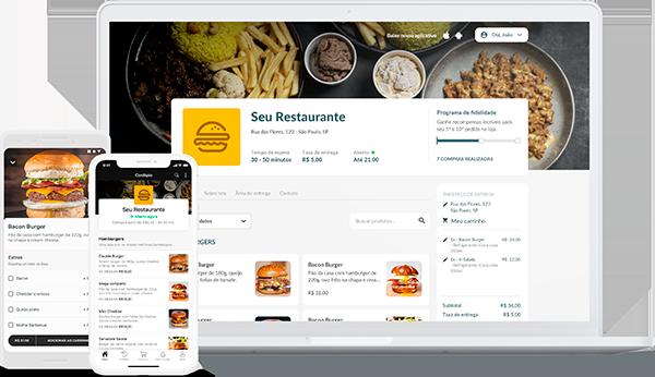 Site e App Delivery Direto
