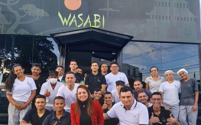 Wasabi Sushi Food conquista 7 mil clientes e 81,9% de recorrência de pedidos em seu app próprio
